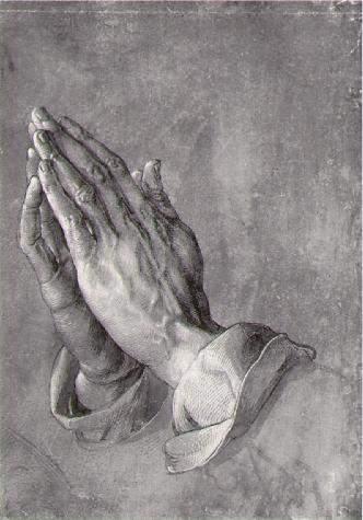 Albrecht Dürer, Study of Praying Hands, 1508