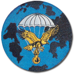 French parachute-trained intervention squadron