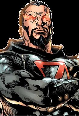 Superman Vs Metallo DC Comics Licensed Adult T Shirt