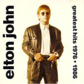 <i>Greatest Hits 1976–1986</i> 1992 compilation album by Elton John