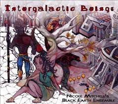 <i>Intergalactic Beings</i> 2014 live album by Nicole Mitchell