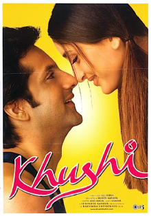 Khushi (2003 Hindi film) - Wikipedia