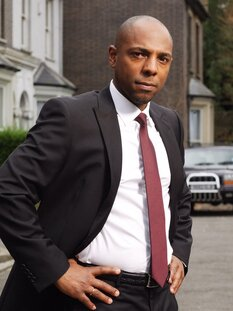 Lucas Johnson Fictional character from EastEnders
