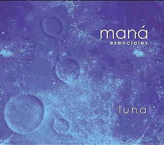 Carátula de un disco de Maná