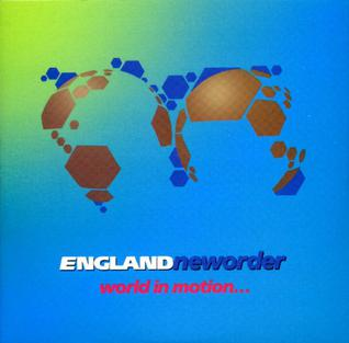 Imagem da capa da música World in Motion de New Order