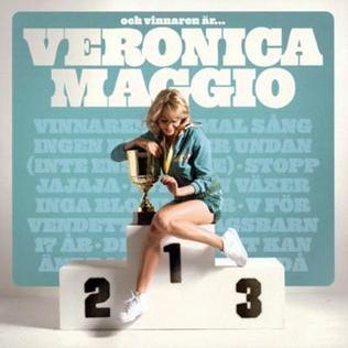 <i>Och vinnaren är...</i> 2008 studio album by Veronica Maggio