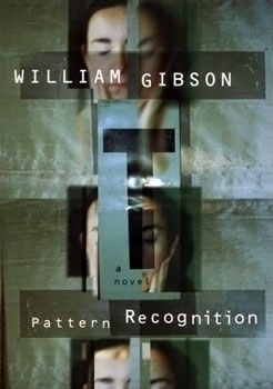 Image result for pattern recognition gibson book cover