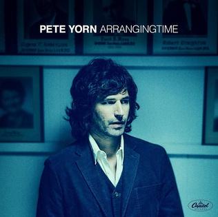 <i>ArrangingTime</i> 2016 studio album by Pete Yorn