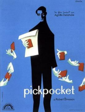 Pickpocket (1959) movie poster