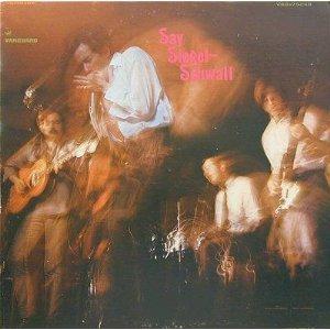 <i>Say Siegel–Schwall</i> 1967 studio album by Siegel–Schwall Band