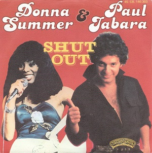 Shut Out (song) 1977 single by Donna Summer and Paul Jabara
