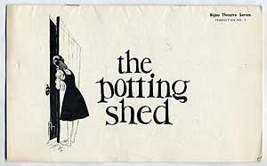 <i>The Potting Shed</i> play written by Graham Greene