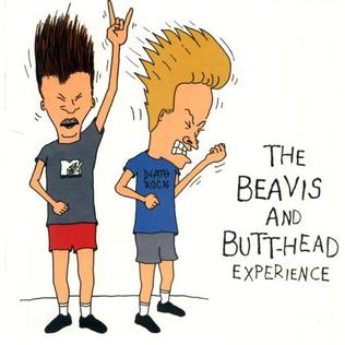 <i>The Beavis and Butt-Head Experience</i> 1993 compilation album by Various Artists