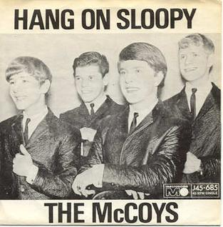 Hang On Sloopy 1965 single by the McCoys