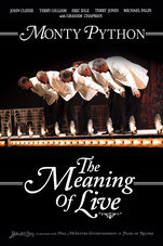<i>Monty Python: The Meaning of Live</i> 2014 film by Roger Graef