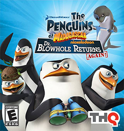 The Penguins of Madagascar - Dr. Blowhole Returns - Again! Coverart.png
