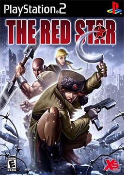 """The Red Star"" cover art."