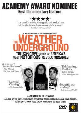The Weather Underground (2002) movie poster