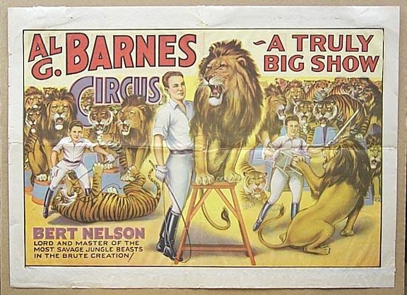 Al G. Barnes Circus - Wikipedia