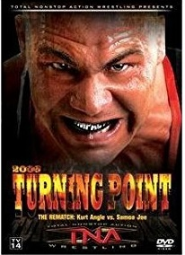 Image result for TNA Turning Point 2006