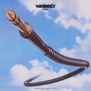 <i>Spiral</i> (Vangelis album) 1977 studio album by Vangelis