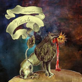 <i>Vitriola</i> 2018 studio album by Cursive