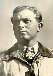 Walter Oesau German officer and fighter pilot during World War II
