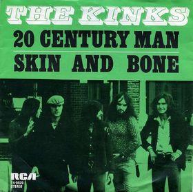 20th Century Man 1971 single by The Kinks
