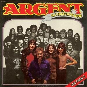 <i>All Together Now</i> (Argent album) 1972 studio album by Argent