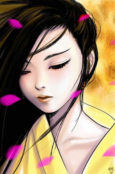 asian princess manga
