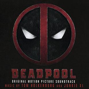 2016 soundtrack album by Junkie XL