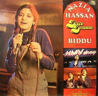 <i>Disco Deewane</i> 1981 studio album by Nazia Hassan & Zoheb Hassan
