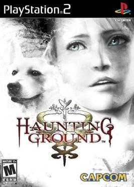 Picture of a game: Haunting Ground