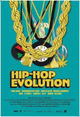 Hip-Hop Evolution - Wikipedia