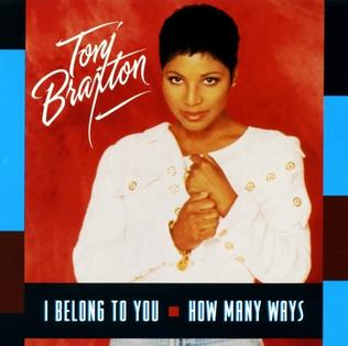 I Belong to You (Toni Braxton song)