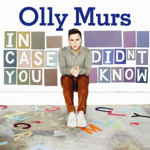 <i>In Case You Didnt Know</i> 2011 studio album by Olly Murs