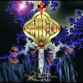 <i>The Show, the After Party, the Hotel</i> 1995 studio album by Jodeci