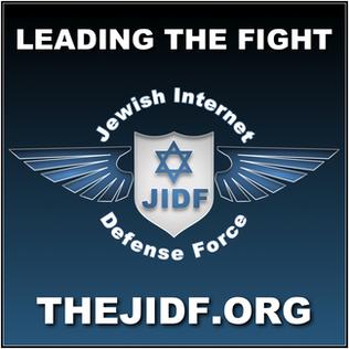 Jewish Internet Defense Force