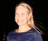 Kirsten Miller (South African writer) South African writer