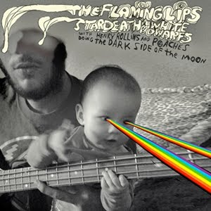 <i>The Dark Side of the Moon</i> (2009 album) 2009 studio album by The Flaming Lips and Stardeath and White Dwarfs with Henry Rollins and Peaches