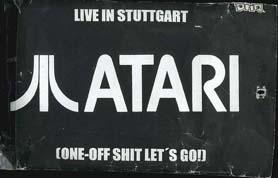 <i>Live in Stuttgart (One-Off Shit Lets Go!)</i> 1996 live album by Atari Teenage Riot