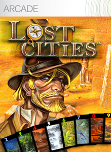 <i>Lost Cities</i> (video game) 2008 video game