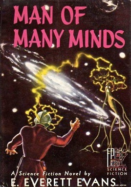 <i>Man of Many Minds</i> science fiction novel