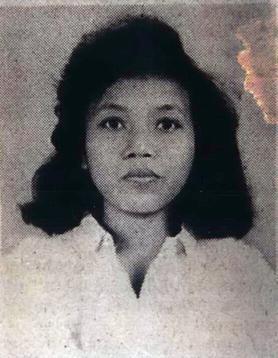 Marsinah merupakan aktivis buruh yang dihilangkan dan dibunuh