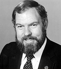 Merlin Olsen American football player and actor