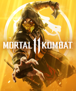 <i>Mortal Kombat 11</i> 2019 fighting video game developed by NetherRealm Studios