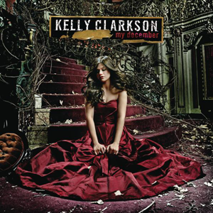 Fun fact: Clarkson's further back from the camera in this album art than she is on any other record.
