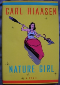 <i>Nature Girl</i> (novel) novel by Carl Hiaasen