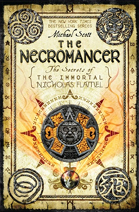 Image result for the necromancer book
