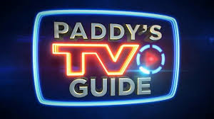 <i>Paddys TV Guide</i> British television comedy series